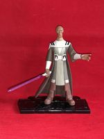 Star Wars CN Clone Wars: Mace Windu - Complete Loose Action Figure